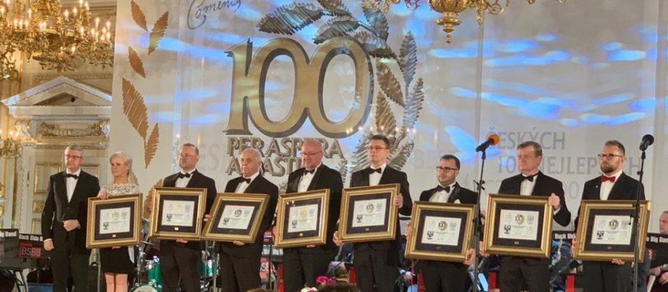 Plastic Union se zařadila mezi nejlepší firmy v České republice